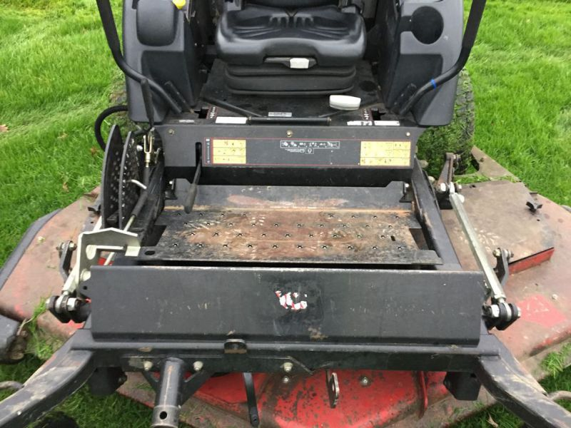 Toro Groundmaster 7210 zeroturn klipper / Mower - 10
