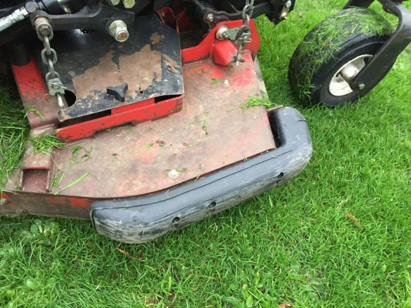 Toro Groundmaster 7210 zeroturn klipper / Mower - 17