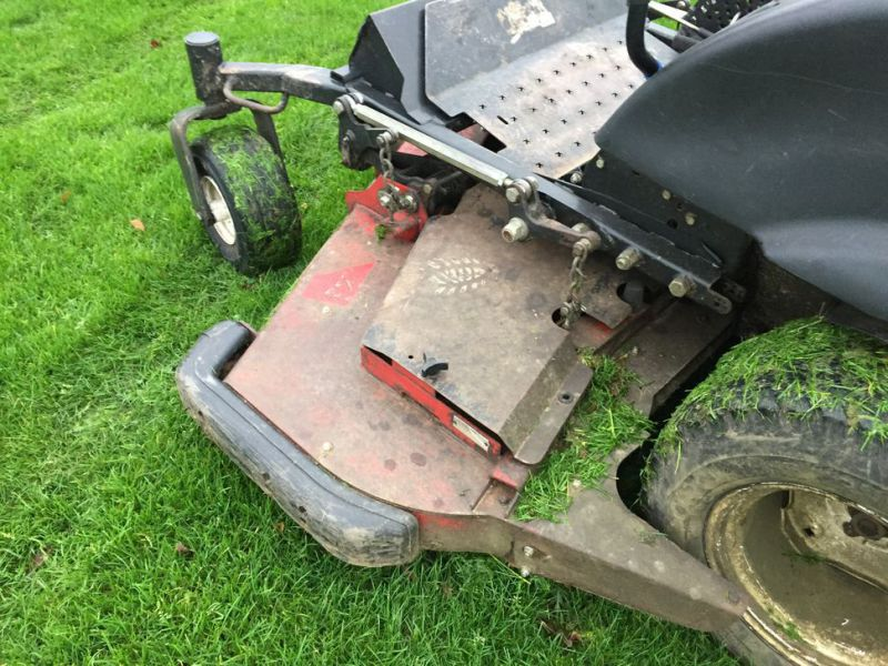 Toro Groundmaster 7210 zeroturn klipper / Mower - 19