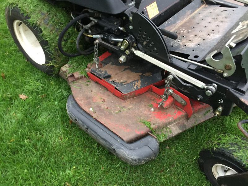 Toro Groundmaster 7210 zeroturn klipper / Mower - 25