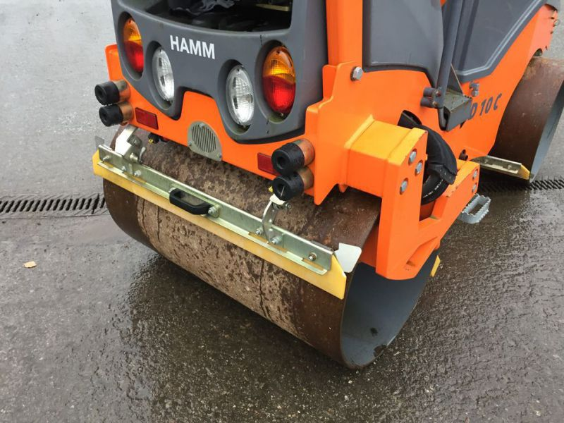 Hamm HD 10C VV Tromle / Articulated Roller - 13