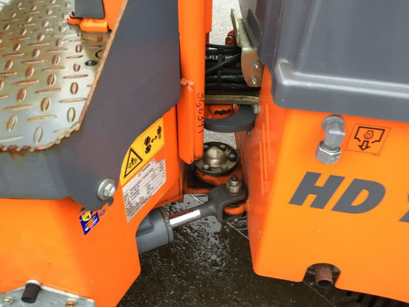 Hamm HD 10C VV Tromle / Articulated Roller - 15