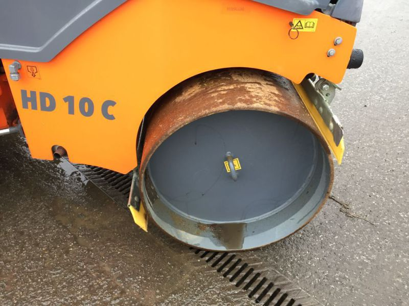 Hamm HD 10C VV Tromle / Articulated Roller - 17