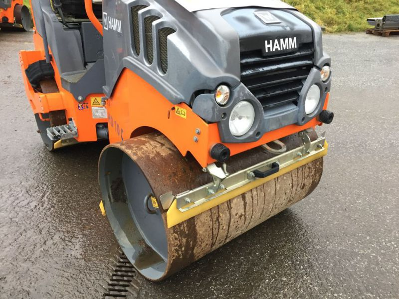 Hamm HD 10C VV Tromle / Articulated Roller - 18