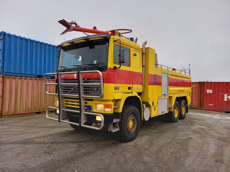 Volvo FH12 6x6 med Vandpumpe / with Water Pump - 11