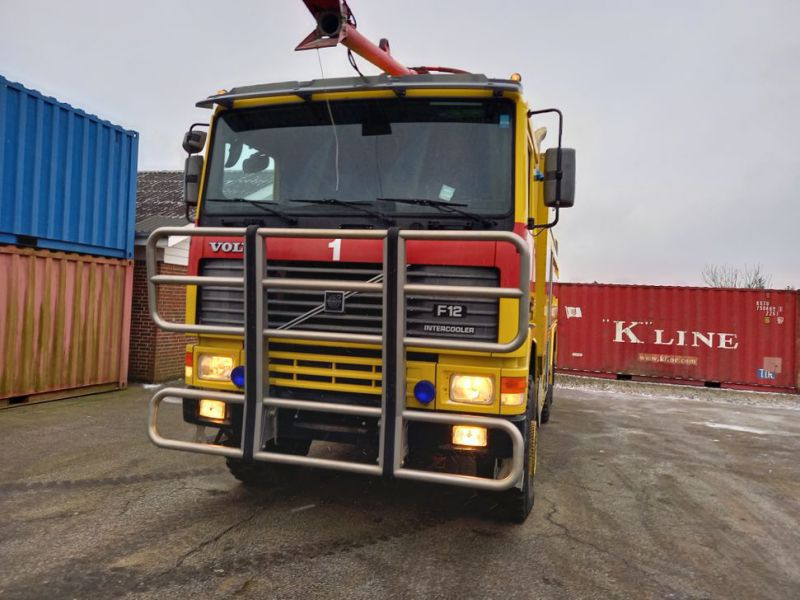 Volvo FH12 6x6 med Vandpumpe / with Water Pump - 13