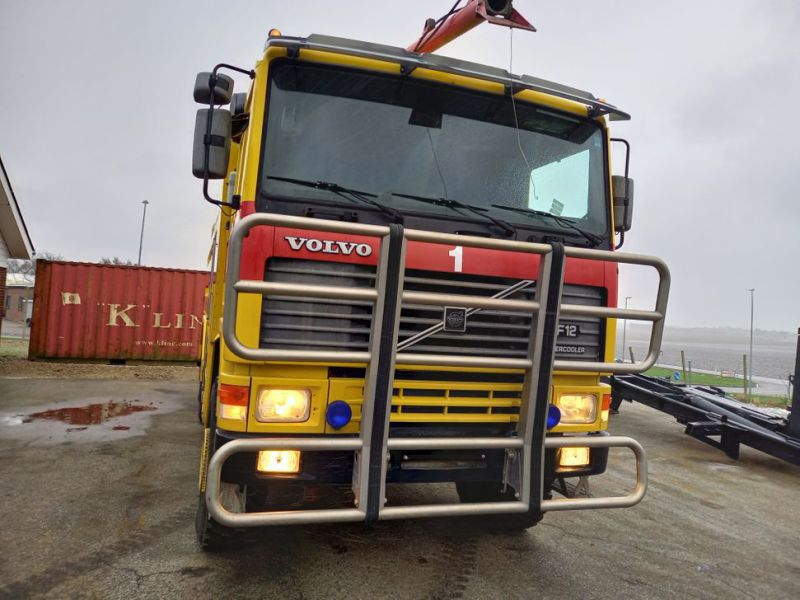 Volvo FH12 6x6 med Vandpumpe / with Water Pump - 15