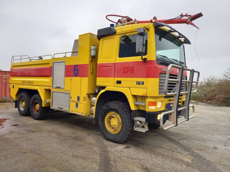 Volvo FH12 6x6 med Vandpumpe / with Water Pump - 17