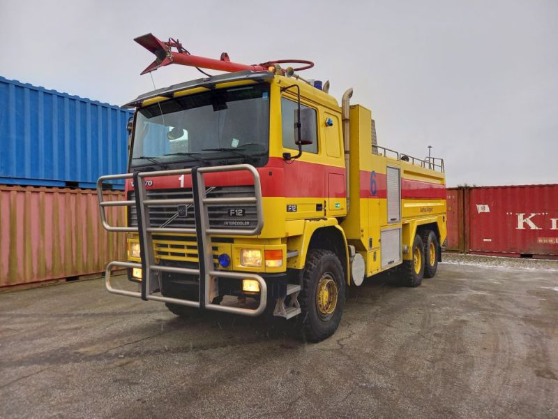 Volvo FH12 6x6 med Vandpumpe / with Water Pump - 19