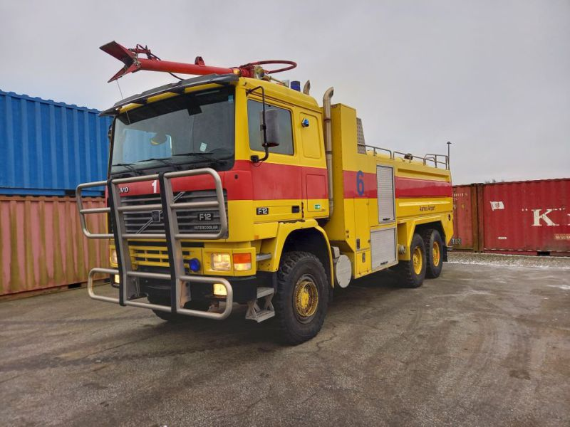 Volvo FH12 6x6 med Vandpumpe / with Water Pump - 21