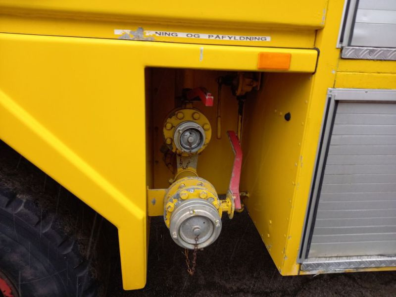 Volvo FH12 6x6 med Vandpumpe / with Water Pump - 36