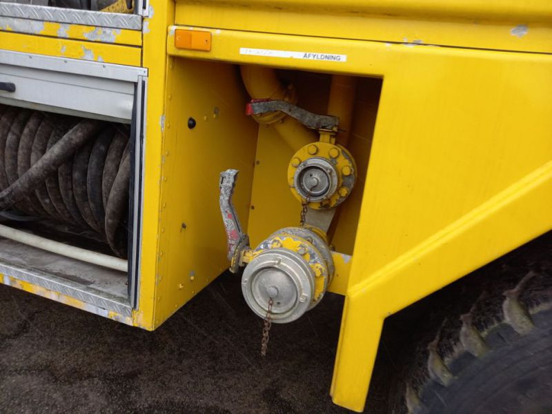 Volvo FH12 6x6 med Vandpumpe / with Water Pump - 64