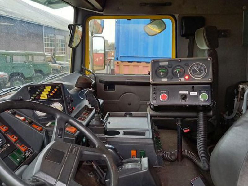Volvo FH12 6x6 med Vandpumpe / with Water Pump - 106