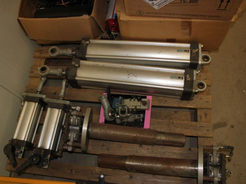 Luftcylindrar tryckluftsutrustning  Atlas Copco /  Air cylinders - 0