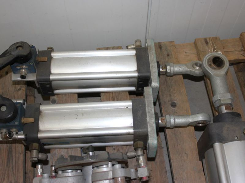 Luftcylindrar tryckluftsutrustning  Atlas Copco /  Air cylinders - 2