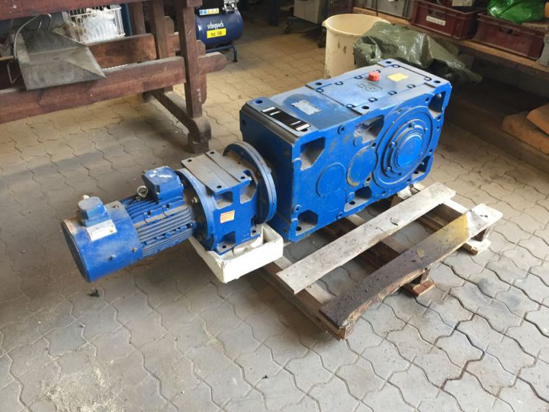 Vinkel gear / Geared motor - 0