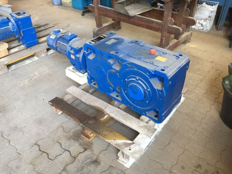 Vinkel gear / Geared motor - 1