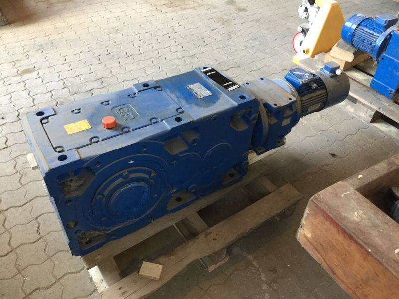 Vinkel gear / Geared motor - 2