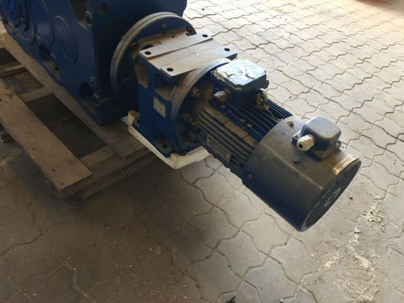 Vinkel gear / Geared motor - 5