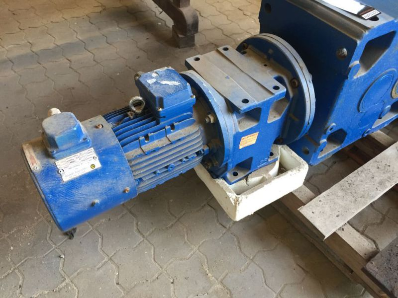 Vinkel gear / Geared motor - 8