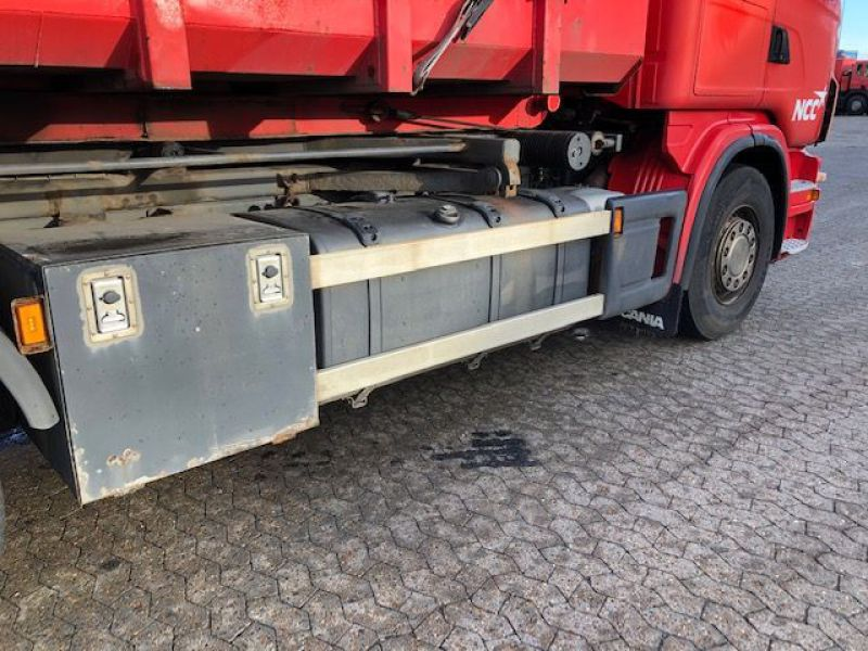 Scania G400 Wirehejs / Wire hoist truck - 6
