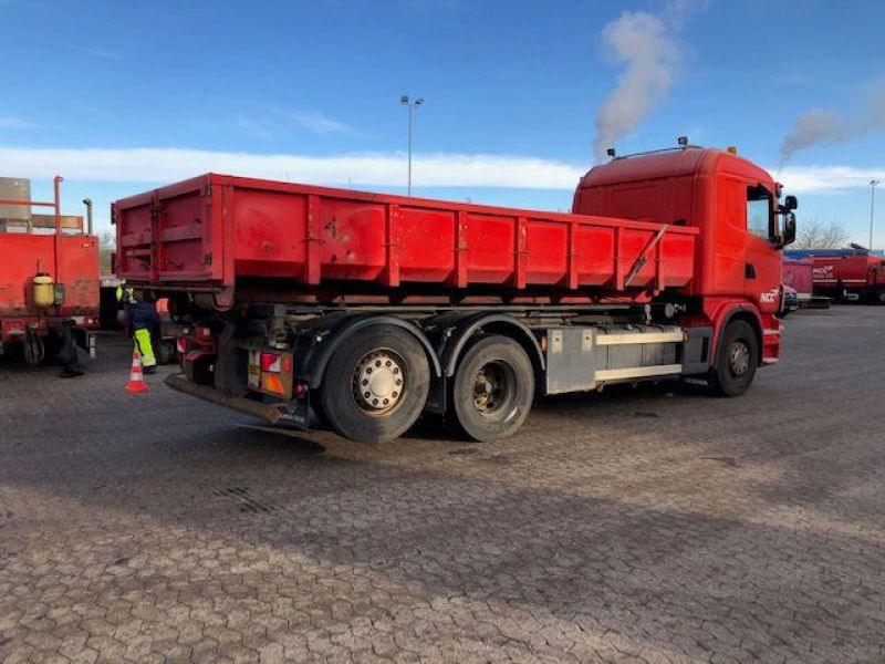 Scania G400 Wirehejs / Wire hoist truck - 7
