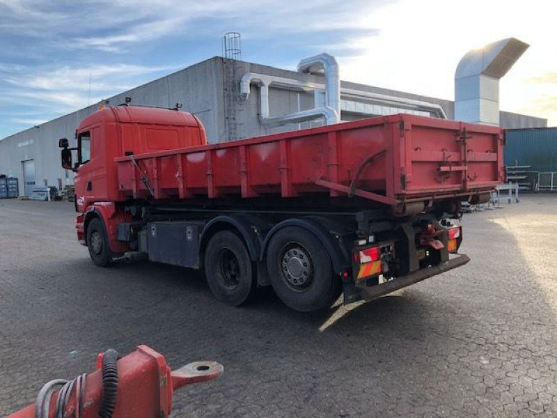 Scania G400 Wirehejs / Wire hoist truck - 11