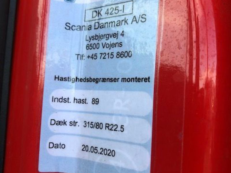 Scania G400 Wirehejs / Wire hoist truck - 16