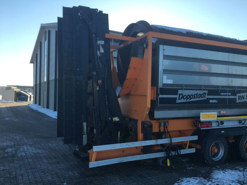 Doppstadt RW508 Bio materiale vasker / Bio waste washer screener  - 7