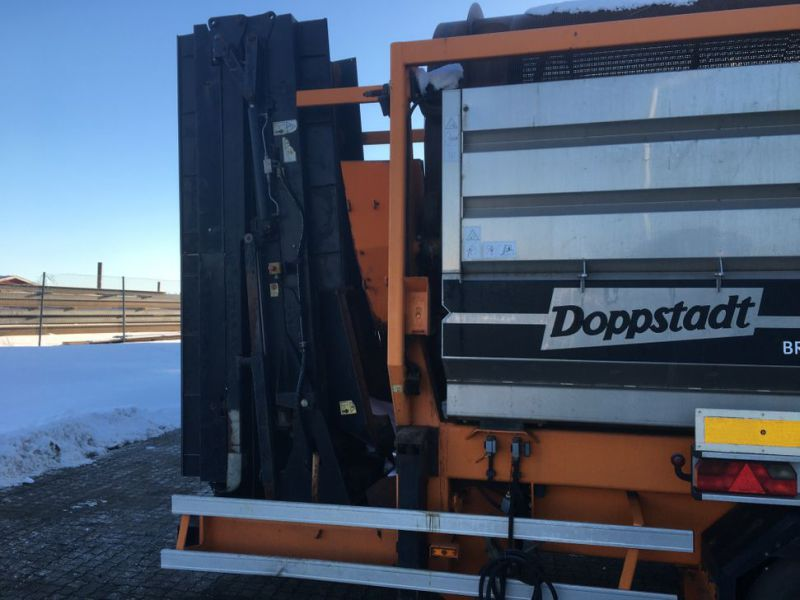 Doppstadt RW508 Bio materiale vasker / Bio waste washer screener  - 24