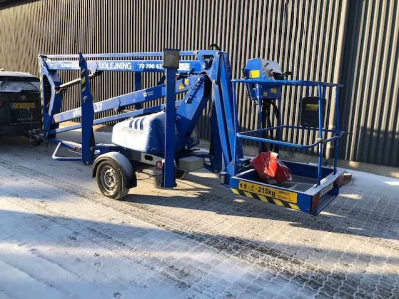 Upright TL37 trailerlift / Trailed boomlift - 4