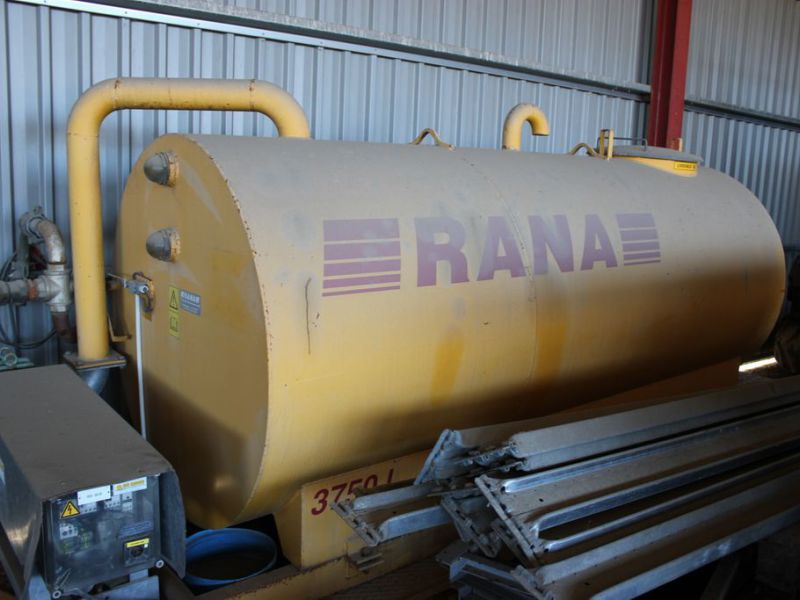 Rana slamtank industritank / sludge tanc with pump - 0
