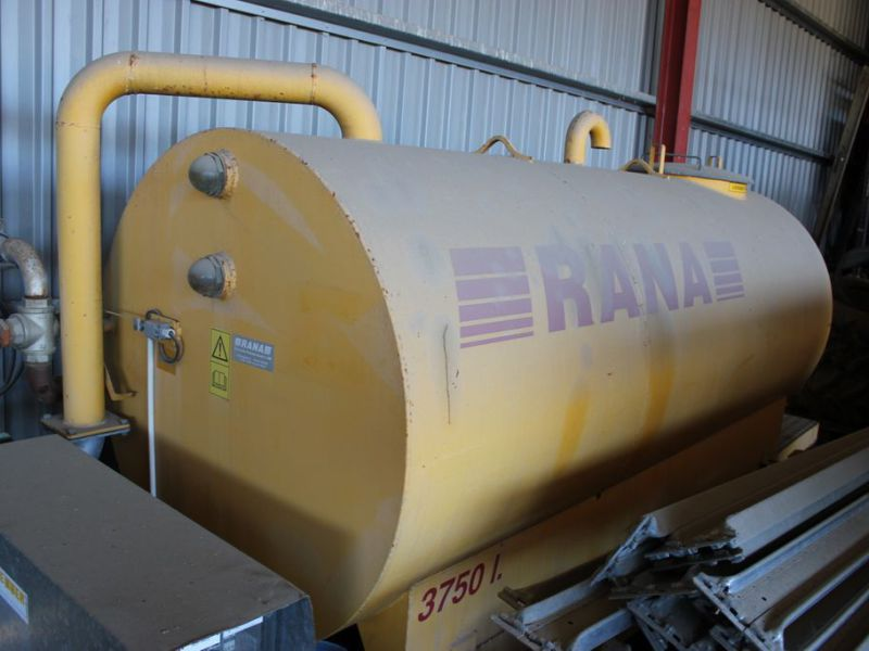 Rana slamtank industritank / sludge tanc with pump - 2