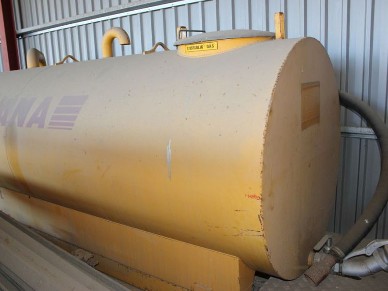 Rana slamtank industritank / sludge tanc with pump - 14