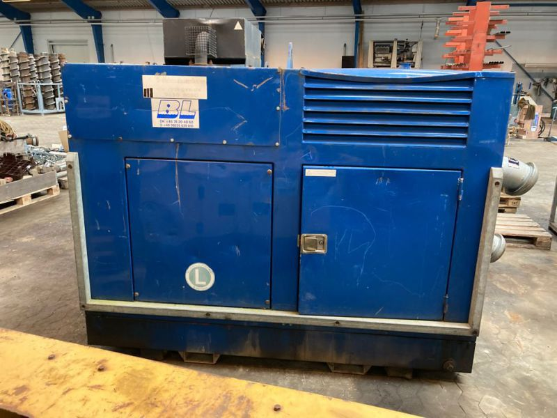 340m3 BBA NB140 Pumpe / Pump - 4
