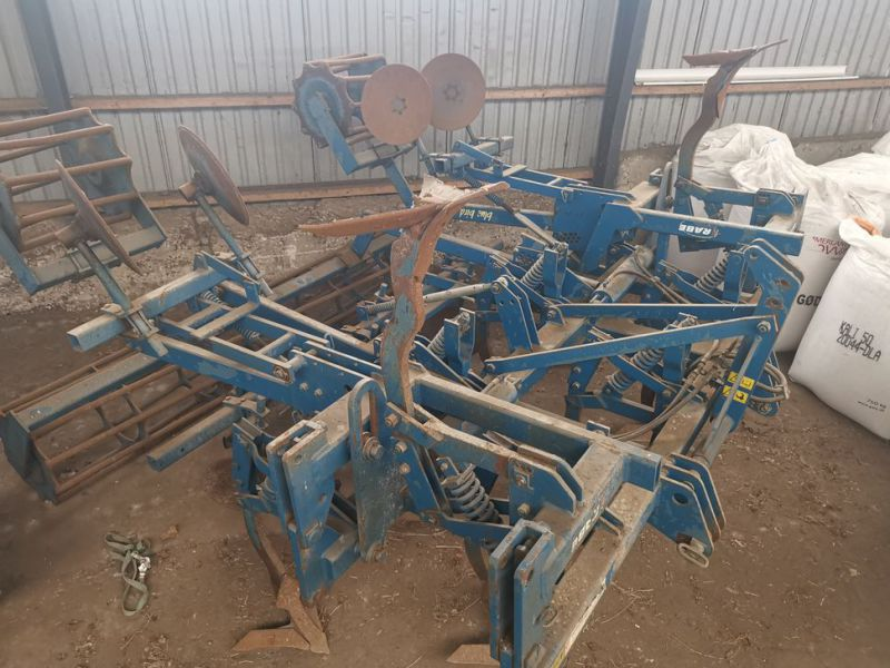 Kultivator Rabe Bluebird GHF 4000 /  Cultivator - 0