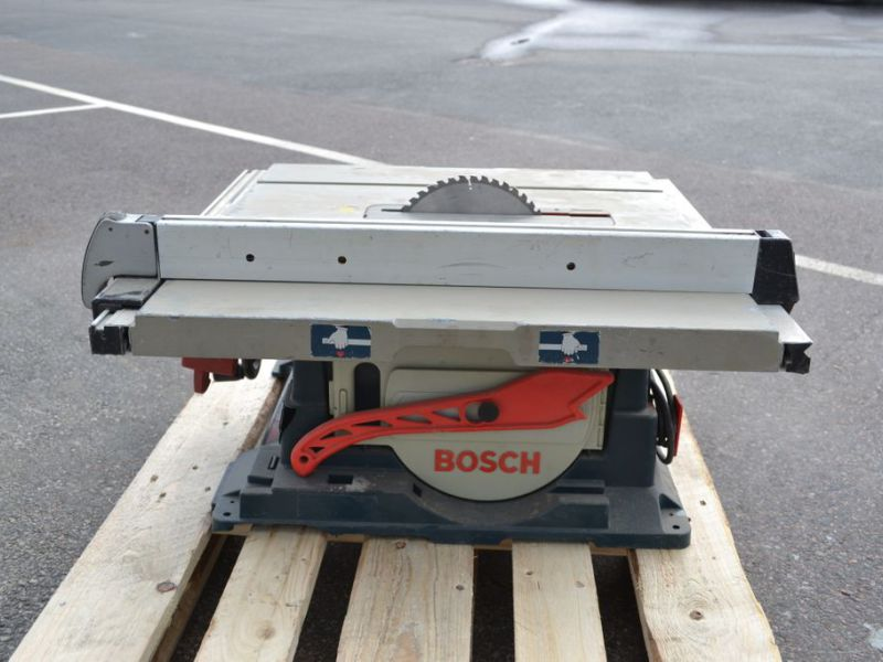 Bosch GTS 10 Klyvsåg / splitting saw / construction saw - 1