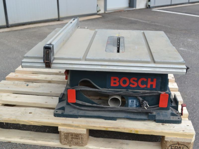 Bosch GTS 10 Klyvsåg / splitting saw / construction saw - 2