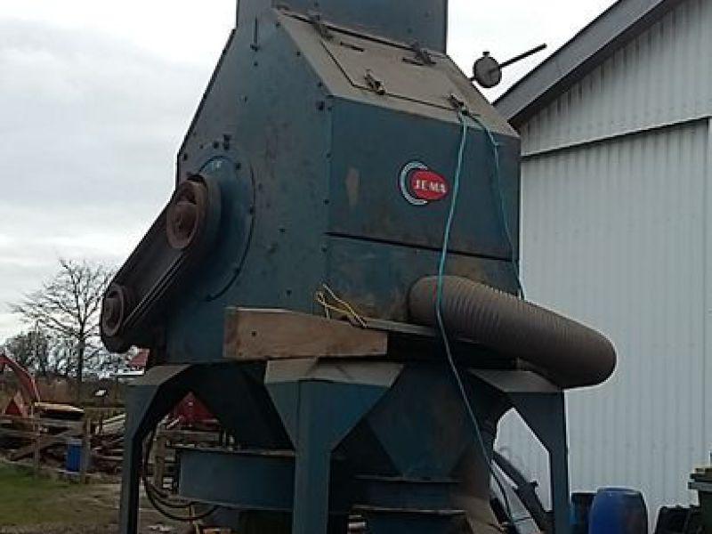 JEMA Kornrenser T39/Grain cleaner. - 3