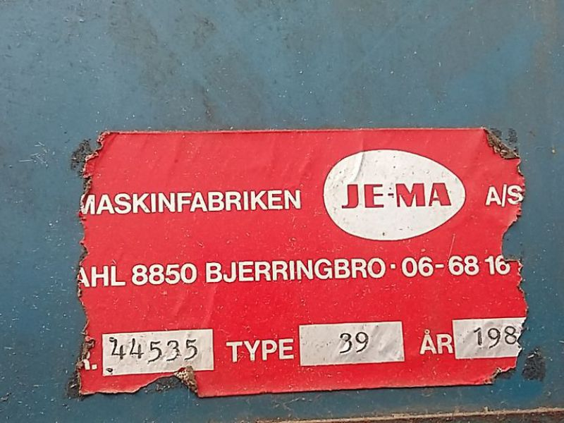 JEMA Kornrenser T39/Grain cleaner. - 7