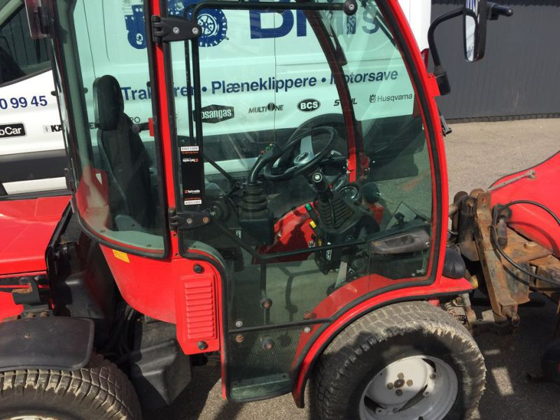 ANTONIO CARRARO SP 4400 Redskabsbærer med fejekost / Tool Carrier with sweeper - 3