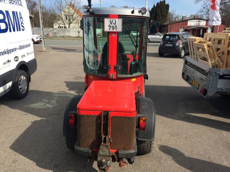 ANTONIO CARRARO SP 4400 Redskabsbærer med fejekost / Tool Carrier with sweeper - 5