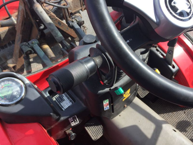 ANTONIO CARRARO SP 4400 Redskabsbærer med fejekost / Tool Carrier with sweeper - 11