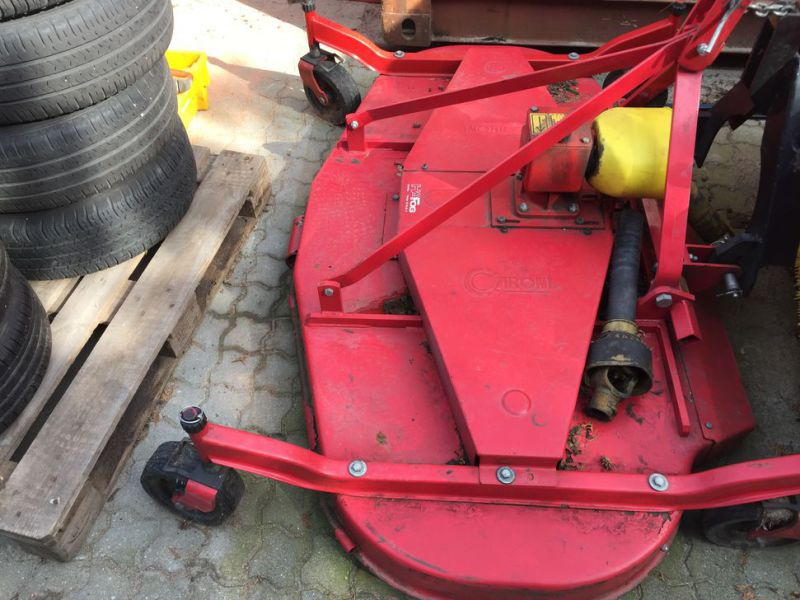 ANTONIO CARRARO SP 4400 Redskabsbærer med fejekost / Tool Carrier with sweeper - 28