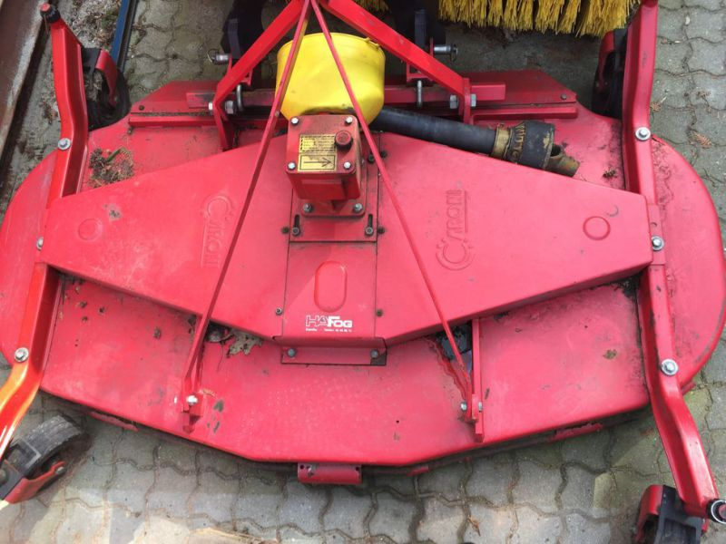 ANTONIO CARRARO SP 4400 Redskabsbærer med fejekost / Tool Carrier with sweeper - 29