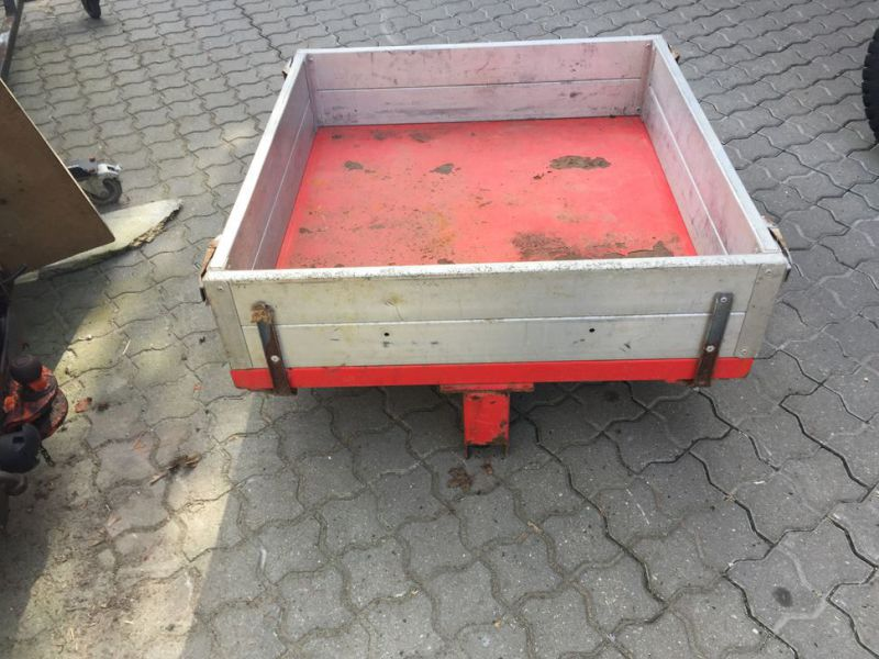 ANTONIO CARRARO SP 4400 Redskabsbærer med fejekost / Tool Carrier with sweeper - 34