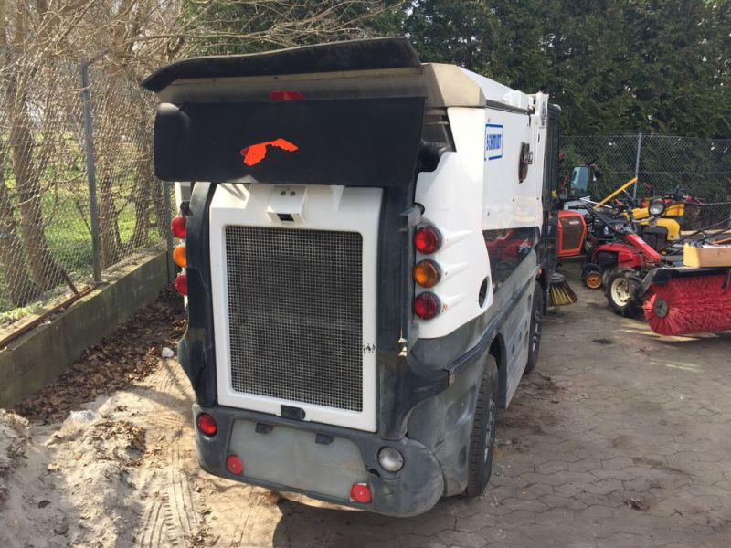 SCHMIDT Swingo 150 Feje-sugevogn / Sweeper suction truck - 7