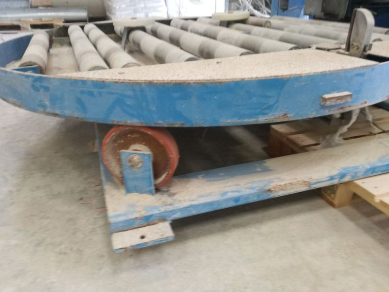 Leng Pallepakker med diverse rullesektioner / Long Pallet packages with various roller sections - 19