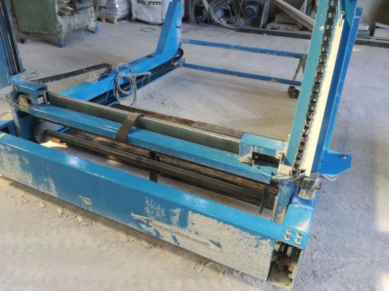 Leng Pallepakker med diverse rullesektioner / Long Pallet packages with various roller sections - 27