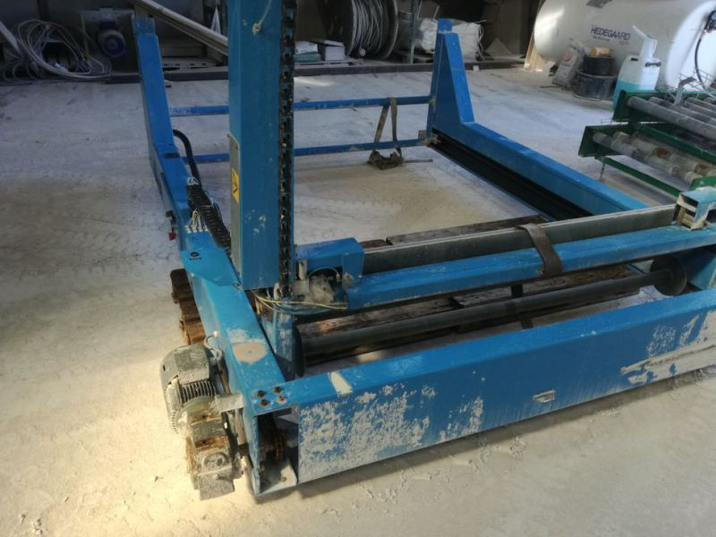 Leng Pallepakker med diverse rullesektioner / Long Pallet packages with various roller sections - 28